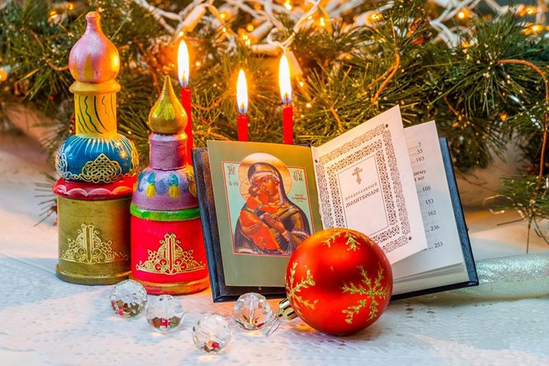 Orthodox Christmas in America